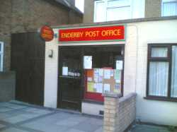 Enderby Post Office