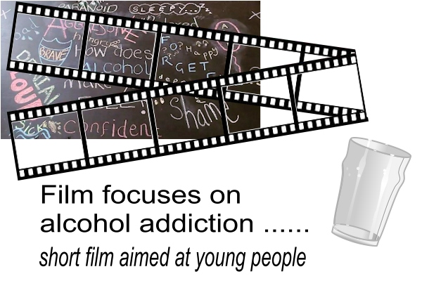 alcohol film front